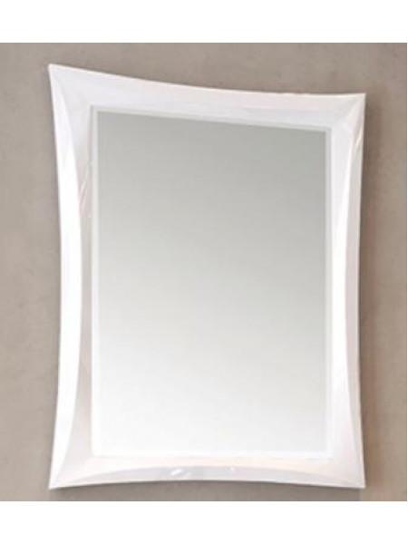 Зеркало Лина из натурального дерева