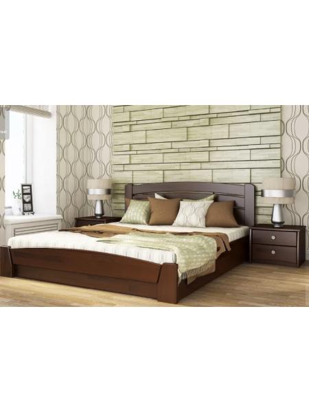 Кровать Бриджит из натурального массива дерева