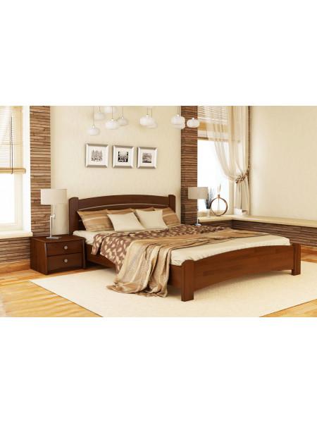 Кровать Венеция из натурального массива дерева