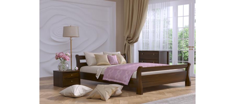 кровать диана дуб